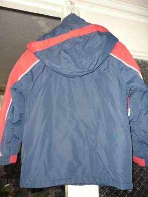 Курточка демисезон на рост до 120 см