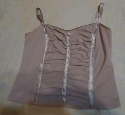 Костюм (юбка, топ, пиджак) 44-46 размер