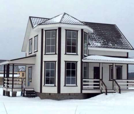 Строительство и ремонт домов, дач, пристроек в Электростале Фото 2