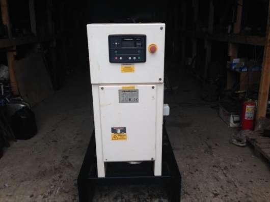 Дизель генератор BroadCrown 130kWa (104 кВт) 2012 г.в. в Москве Фото 2