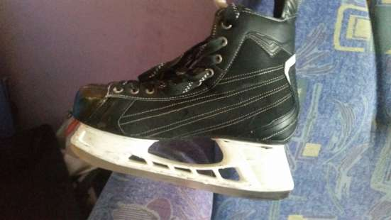 Хоккейные коньки bauer nexus
