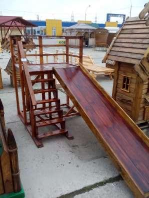 Детские домики, горки в Екатеринбурге Фото 3