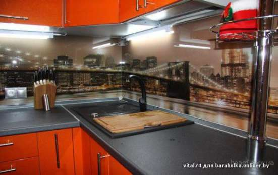 Ремонт кухни. Замена и установка кухонных фасадов