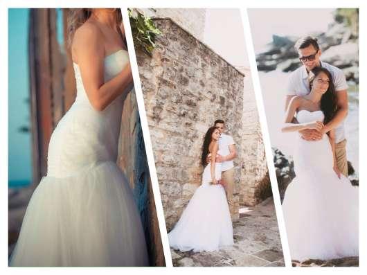 Новое свадебное платье в Казани Фото 1