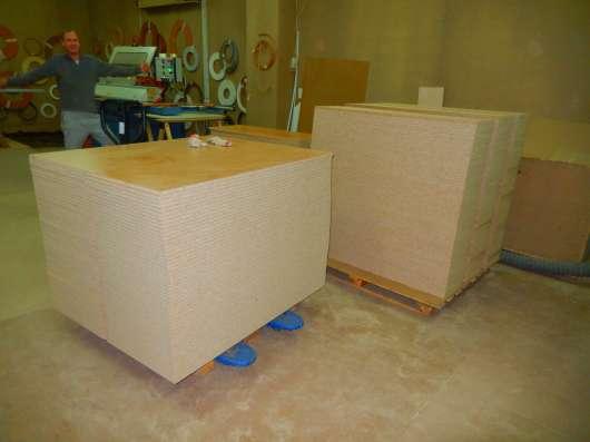 Изготовление мебельных деталей