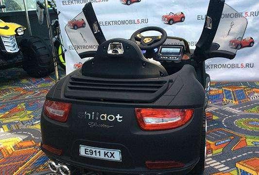Детский электромобиль порше е 911 в Москве Фото 2
