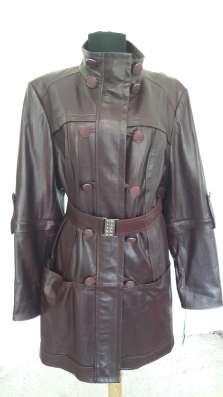 Кожанная куртка в Москве Фото 1