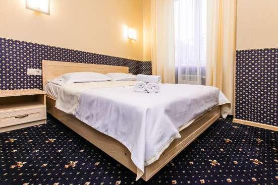 Размещение в гостинице в центре Москвы Фото 5
