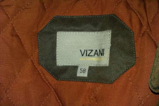Куртка мужская кожаная в Ханты-Мансийске Фото 1