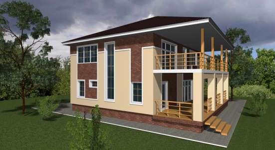 Проекты домов, коттеджей готовые и под заказ в г. Кумертау Фото 3