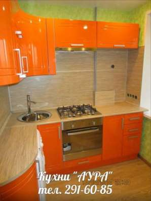 "Кухни на заказ ""АУРА"" (30-50% ниже рынка). в Нижнем Новгороде Фото 2"