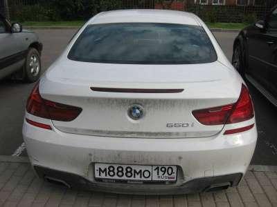 автомобиль BMW 650, цена 2 365 000 руб.,в Москве Фото 3