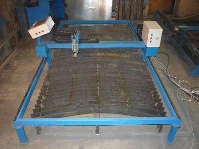Портальный станок плазменной резки метал в Чебоксарах Фото 2