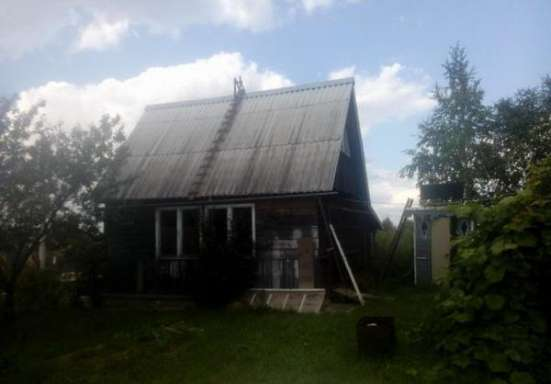 Продается дачный дом в деревне Антоново, Можайский район, 119 км от МКАД по Минскому шоссе.