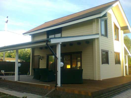 Строительство домов, беседок, заборов, крыш, терас
