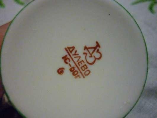 Раритетная посуда для коллекционеров в Москве Фото 2