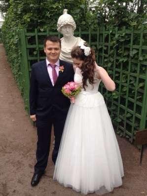Продаю свадебное платье в Санкт-Петербурге Фото 2