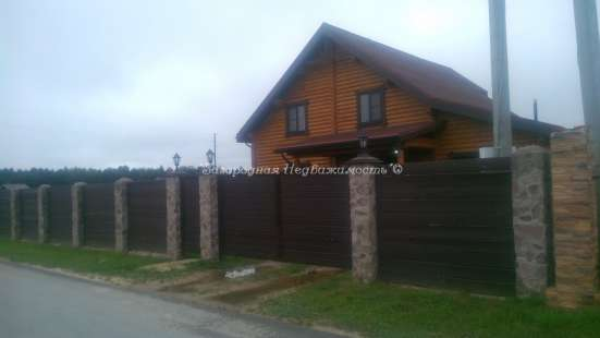 Продам новый дом на Горьковском вдхр