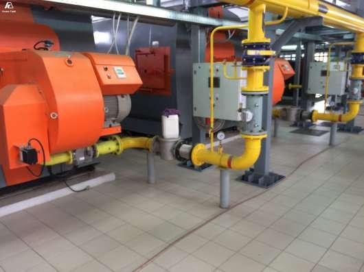 Монтаж оборудования котельных в Краснодаре Фото 3