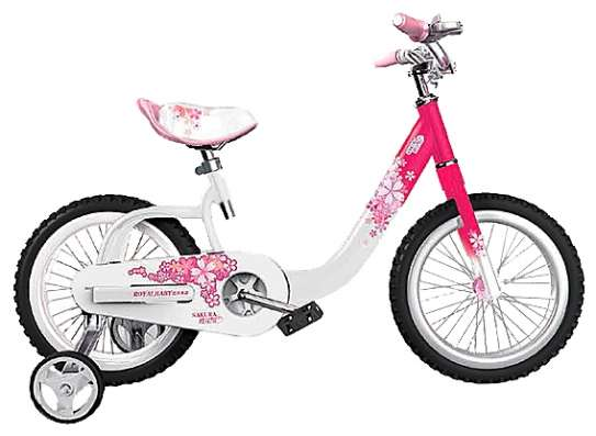 Детский велосипед Royal Baby Sakura Steel 16
