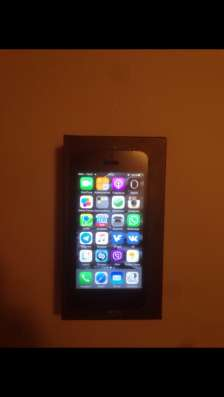 Продам iPhone 5 (16G) в Новосибирске Фото 1
