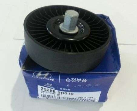 Решётка радиатора внутренняя Hyundai Getz 2006+ 86365-1C3101
