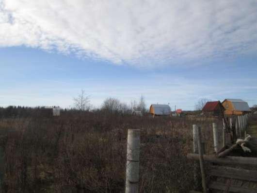 Продается земельный участок 8 соток в СНТ «Уваровка» в Можайском р-не,130 км от МКАД по Минскому шоссе Фото 1