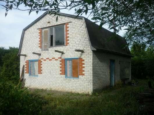 Продаётся дом с большим участком
