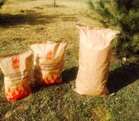 Уголь древесный березовый 5 кг