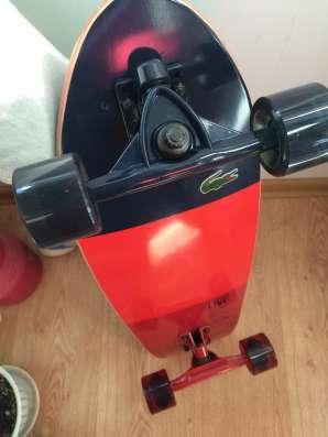 Скейтборд Lacoste
