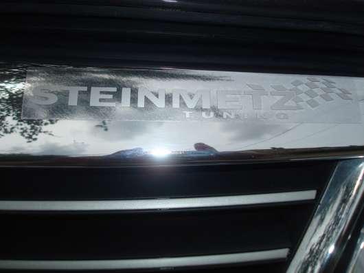"""Наклейка """"STEINMETZ"""" на прозрачной основе или без неё"""