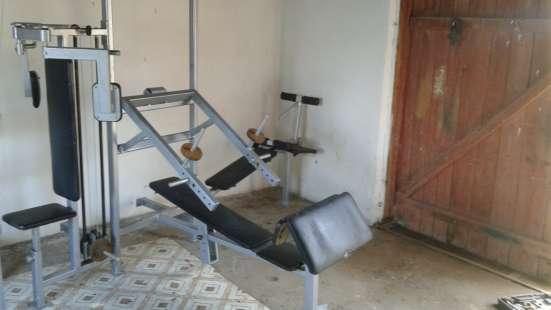 Оборудование для тренажерного зала