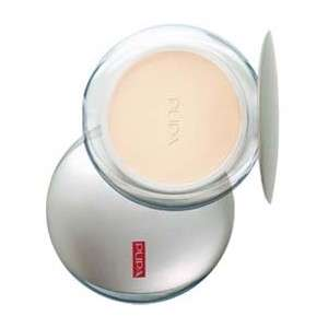 Пудра Pupa Silk Touch Compact Powder