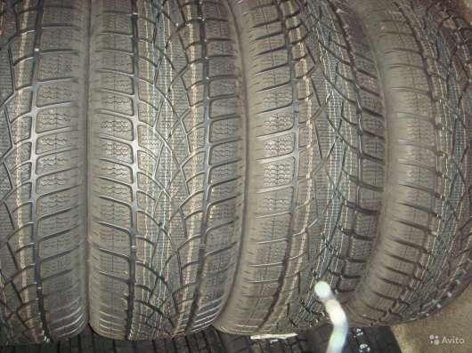 Новые зимние Dunlop 225/45 R17 Winter Sport 3D в Москве Фото 1