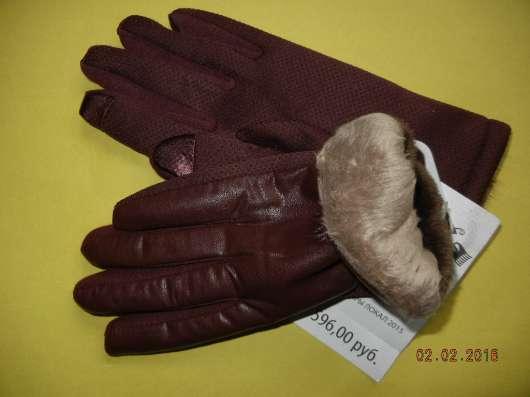 Женские перчатки для сенсорных экранов в Санкт-Петербурге Фото 1