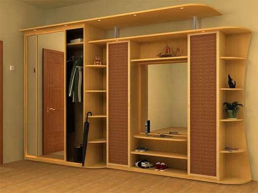 Мебель для прихожей, шкафы, шкафы-купе в Уфе Фото 3