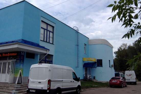 Торговый центр бизнес-класса в Дубне Фото 2