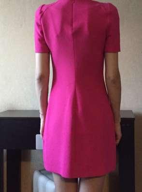 Розовое платье Zara, размер xs в Москве Фото 1