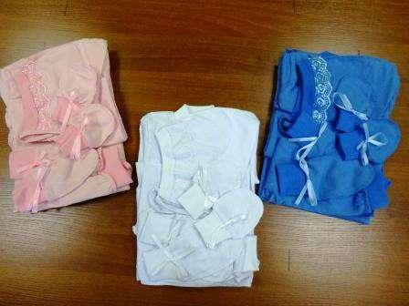 Одежда для новорожденных от фабрики