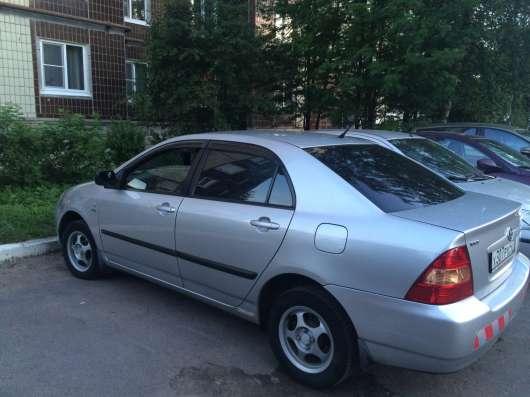 Продам автомобиль Toyota Corolla, 2003