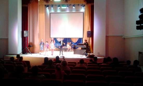 Детский лагерь в Москве