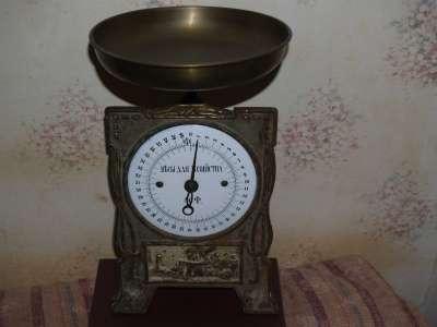 Редчайшие кухонные весы в стиле Модерн. в Санкт-Петербурге Фото 5