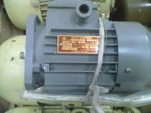 Электродвигатель АИС 63. 84 у3