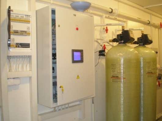 Блочно-модульная станция водоподготовки питьевой воды Сокол. Проектирование. Монтаж в г. Нефтекамск Фото 3