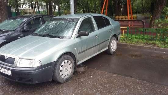 Продам Шкоду Октааия 2001г