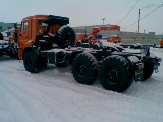 Камаз 53504 (44108) седельный тягач в Набережных Челнах Фото 5