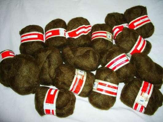 Остатки пряжи - шерсть от 1 до 17 мот Италия, Англия, Фран