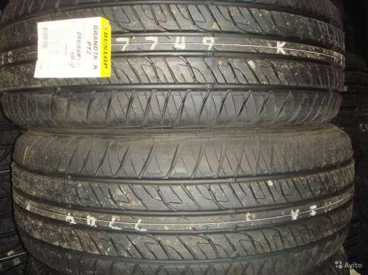Новые Dunlop 235/65 R17 данлоп грандтрэк пт2