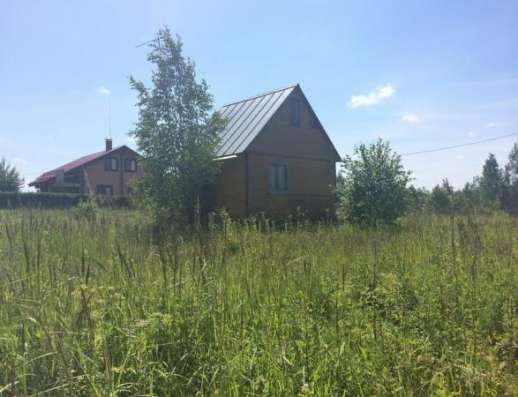 Продается дом 30 кв.м с участком 12 соток в деревне Золотьково,100 км от МКАД по Минскому шоссе в г. Можайск Фото 3