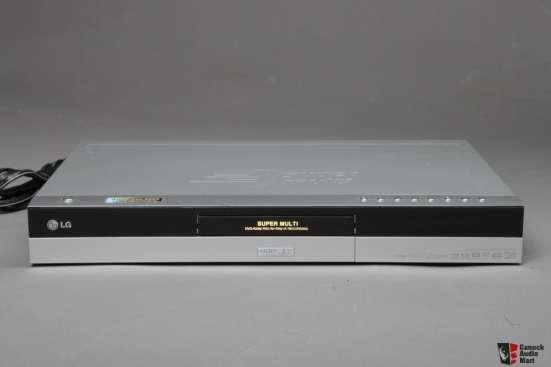 HDD/DVD Рекодер Lg HDR688X, 160Gb, пишущий